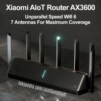 Xiaomi AIoT Router AX3600 Wifi6 2976 Mbps 512 RAM AioT Wifi 6 Wireless