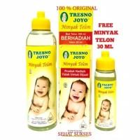 Minyak Telon Tresno Joyo 100ml + Free 30ml