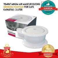 Tempat Minum Kucing Anjing Hewan Air Mancur / Pet Drinking Fountain