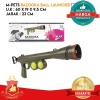 Mainan Pelontar Bola Tenis Anjing - Ball Launcher Dog Toy Premium