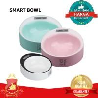Tempat Makan Digital Anjing Kucing Hewan - Smart Bowl Food Control