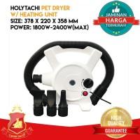 Pet Dryer Holytachi With Heating Unit / Blower Anjing Kucing Hewan