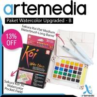 Paket Watercolor Upgraded - B