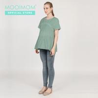 MOOIMOM Casual Maternity & Nursing Top - Baju Hamil & Menyusui