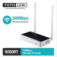 TOTOLINK N300RT - Router Wireless N 300Mbps