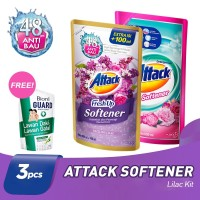 Attack Softener Lilac Kit