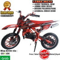 Motor Mini Trail Lenka mc12-Motor Mini cross 50cc