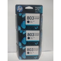 Tinta HP original 803 black ink catridge