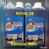 Detergen Cair Premium Rosklin ASLI 1L