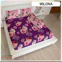 Jual GROSIR SPREI LADY ROSE WILONA UKURAN 180X200 Limited