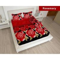 Dijual SPREI LADY ROSE ROSEMARY UKURAN 160X200,180x200 Limited