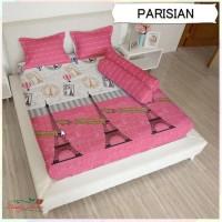 GROSIR SPREI LADY ROSE PARISIAN UKURAN 160X200, 180X200 Berkualitas