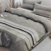 BED COVER MAGNET SLEEP LITE ABU ABU 210x220CM