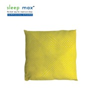 [Termasuk Isi] Sleep Max Bantal Sofa 70x70 Cm - Dotty Kuning