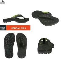 sendal jepit eiger original new lightspeed motif grey / sandal gunung