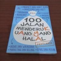 100 Jalan mengeruk uang yang halal