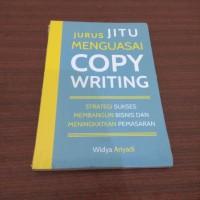 Jurus Jitu menguasai Copywriting