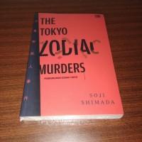 Novel The Tokyo Zodiac Murders