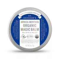 [ 2 Oz ] Dr. Bronner's Arnica Menthol Organic Magic Balm