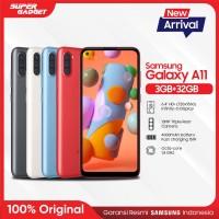 Samsung Galaxy A11 [3GB/32GB] - Garansi Resmi