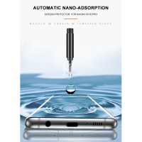 MOCOLO 3D FULL LEM CURVED UV Tempered Glass Xiaomi Mi Mi10 10 Pro