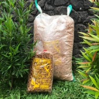 Coco Husk Alas Reptile MEDIUM 36L / Substrat Alami