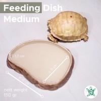 Feeding Dish MEDIUM / Tempat Makan Reptile / FDT03