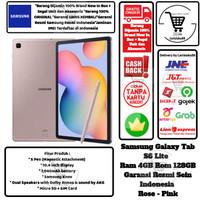 Samsung Galaxy Tab S6 Lite 4GB/128GB S 6 Lite 4/128 GB Resmi-Pink