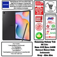 Samsung Galaxy Tab S6 Lite 4GB/64GB S 6 Lite 4/64 GB 4/64GB Resmi-Grey