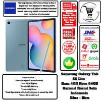 Samsung Galaxy Tab S6 Lite 4GB/64GB S 6 Lite 4/64 GB 4/64GB Resmi-Blue