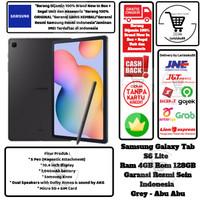 Samsung Galaxy Tab S6 Lite 4GB/128GB S 6 Lite 4/128 GB Resmi-Grey