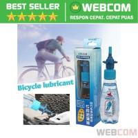Pelumas Rantai Sepeda Bike Chain Lubricant Oil 60ml Anti Dust dan Rust