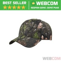 Topi Baseball Cap Camouflage Army Hat - Topi Model Tentara Keren Murah