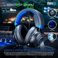 Razer Kraken for Console Multi Platform Gaming Headset