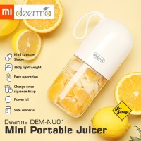 Juicer Blender Portable Mini Xiaomi Deerma