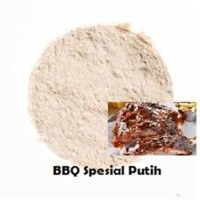 Bumbu Tabur bbq spesial putih 1 kilogram Jual BubukTabur barbeque 1 kg