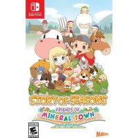 Switch Story of Seasons: Friends of Mineral Town (Asia/Eng)