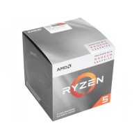 Prosesor AMD Ryzen 5 3400G with Radeon RXVega 11 Graphic