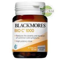 Blackmores Vitamin C Bio c 1000mg 31 tablets Asli Australia