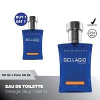 Buy 1 Get 1 Bellagio EDT Accelerate Orange 50ml