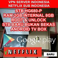 STB FIBERHOME HG680-P ROOT & UNLOCK Android TV Box