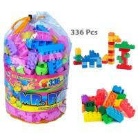 MAINAN LEGO BLOCK ISI 336 PCS/MAINAN EDUKASI ANAK