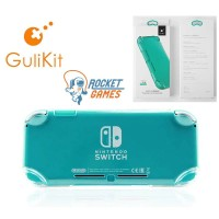 Nintendo Switch LITE Gulikit Protective Case LITE NS16 - Crystal Clear
