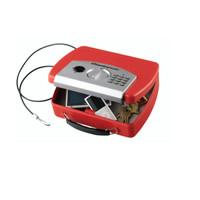 Sentry Personal Digital Safe Red P008E Brankas Digital Portabel