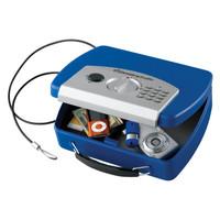 Sentry Portable Digital Blue 514166 P008E Brankas Uang