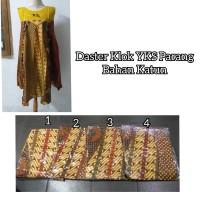 Daster Klok YKS Parang Bahan Katun (All size)