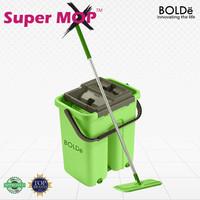 BOLDe Supermop X ( Alat Pel Lantai )