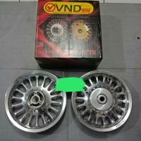 VELG RECING VND RING 12 ROULETTE YAMAHA MIO J
