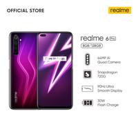 Realme 6 Pro 8/128GB RAM 8GB Internal 128GB Garansi Resmi