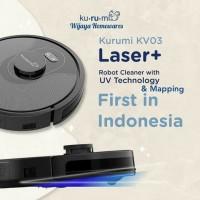 Kurumi KV 03 Laser+ Robot UV Vacuum Cleaner